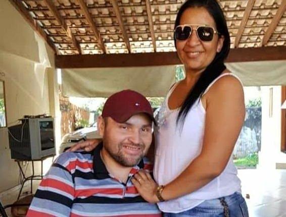BELA VISTA: Após amputar a perna, Edimar reencontrou Janeti e casal apaixonado arrasa na dança em bailes de MS