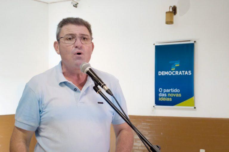 DEM aprova pré-candidatura a prefeito de Xande Palmieri