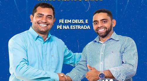 ELEIÇÕES 2020: Marcelo Pé é eleito prefeito de Antônio João com 50,63% dos votos válidos