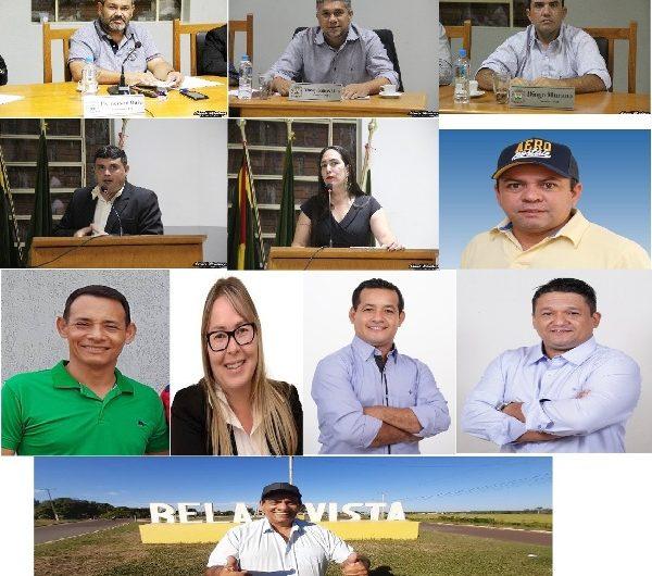 ELEIÇÕES 2020: Veja quem são os 11 vereadores eleitos para a Câmara Municipal de Bela Vista