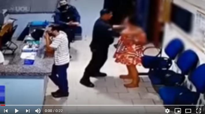 BONITO – Policial militar que agrediu mulher algemada pode ser acusado por crime de tortura, diz especialista