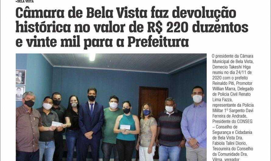 JORNAL TRIBUNA DA FRONTEIRA – EDIÇÃO N.2.886