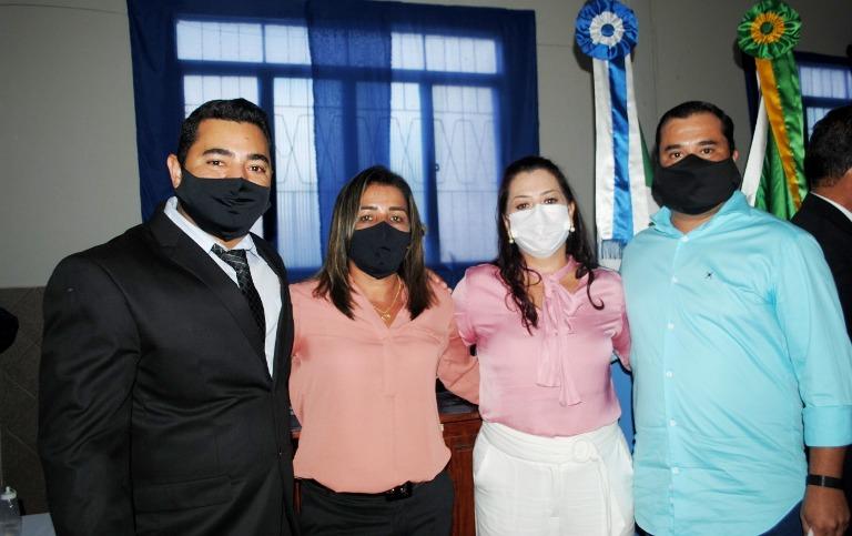 Após quinto mandato Vereadora Magaly Godoy se consagra Presidente da Câmara de Caracol com votação unânime