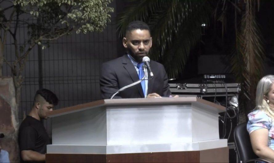 Marcelo Pé e Pastor Eliseu tomaram posse em Antônio João, MS
