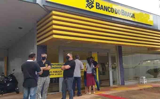Reorganização do Banco do Brasil irá afetar 11 agências em MS; veja quais serão fechadas