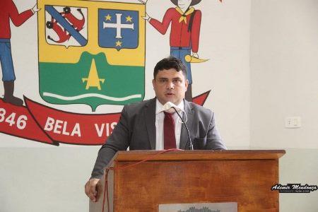Vereador Johnys Basso reivindica vacina da covid-19 aos Conselheiros Tutelares