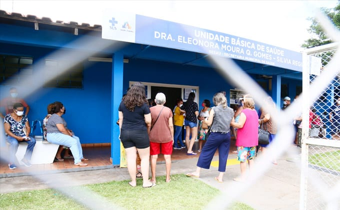 Pacientes do interior mentem endereço e ocupam 1 a cada 4 vagas para covid em Campo Grande