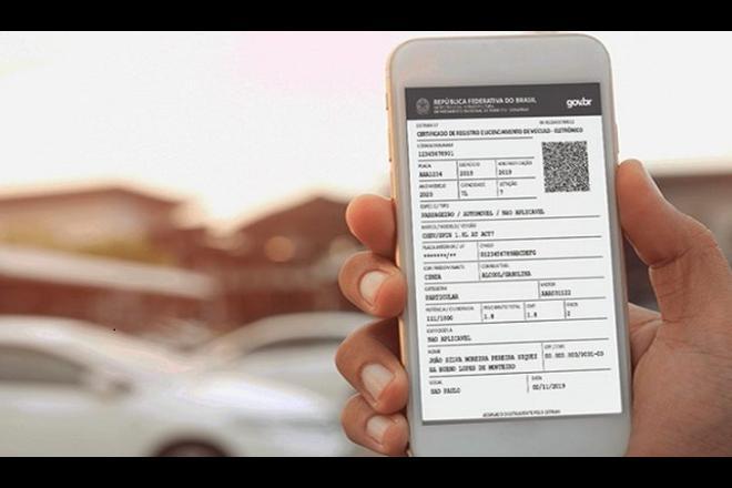 Serviços do Detran-MS passam a ser exclusivos pela internet no interior do Estado a partir de segunda