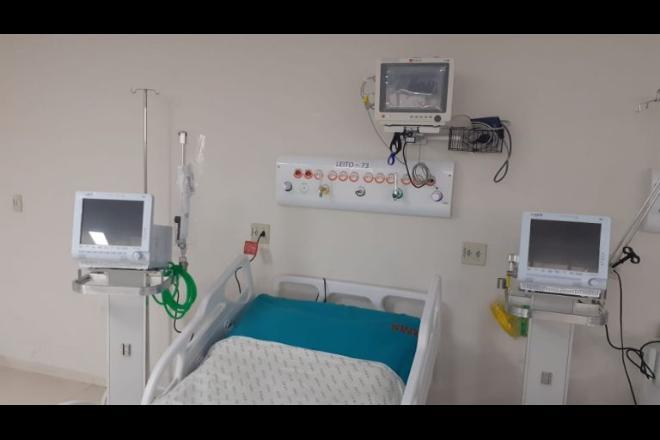 País vizinho de MS, Paraguai atinge 100% da ocupação de leitos hospitalares