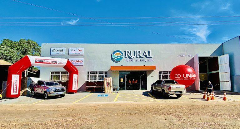 Com uma grande estrutura que deve gerar renda e emprego para o município, Bela Vista ganha Rural Agro Soluções
