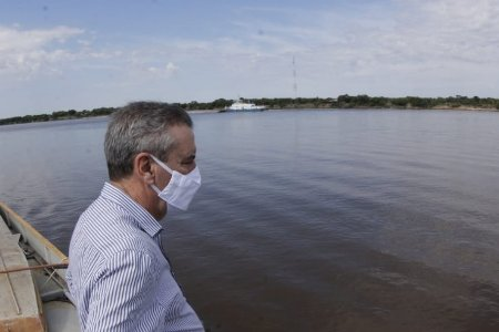 Ponte sobre o Rio Paraguai é o maior acontecimento dos últimos 50 anos, diz Paulo Corrêa
