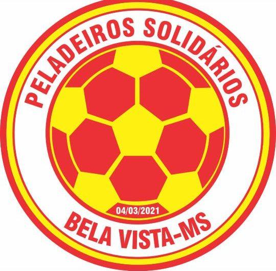 """Nasce em Bela Vista """"Peladeiros Solidários"""" Futebol Master."""