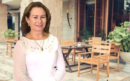 Homenagem: Rita Maria Loureiro Battilani Calvano recebe Moção de Aplauso