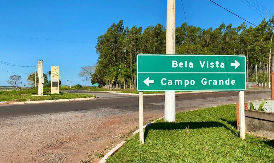 Mesmo com quedas nos casos de covid-19, Bela Vista já registrou um total de 964 casos confirmados