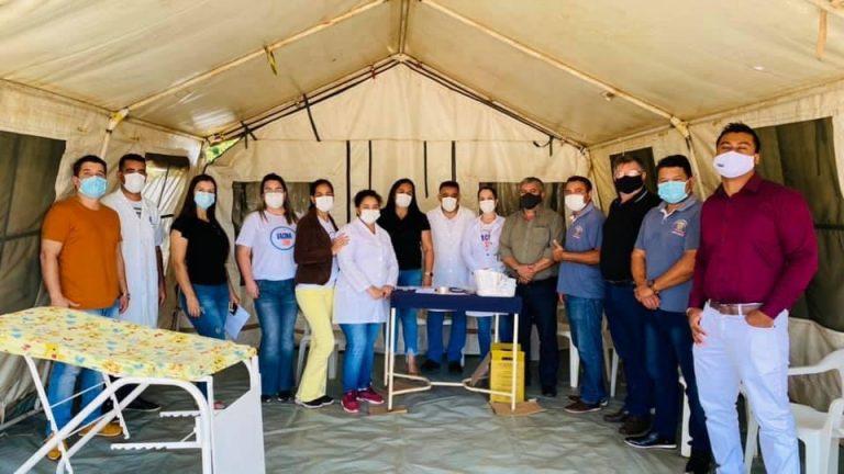 Secretaria de Saúde de Bela Vista inicia campanha de vacinação contra H1N1