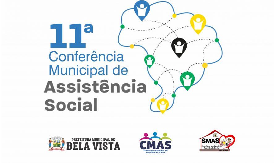 Secretaria de Assistência Social realizará 11ª Conferência Municipal de Assistência Social