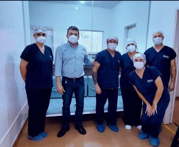 Com 61 procedimento cirúrgicos no mês de junho, Hospital São Vicente de Paula oportuniza qualidade de vida aos belavistenses