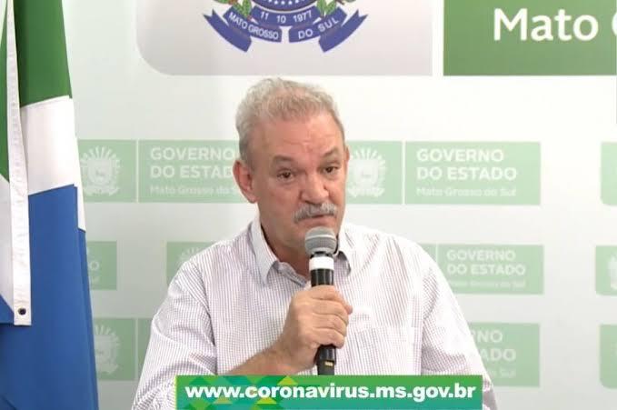 Em meio vacinação em massa, Geraldo Resende agradece parceria com prefeito e secretária de saúde de Bela Vista