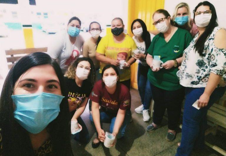 Profissionais do CER realizam projeto Roda de Conversa com servidores da saúde