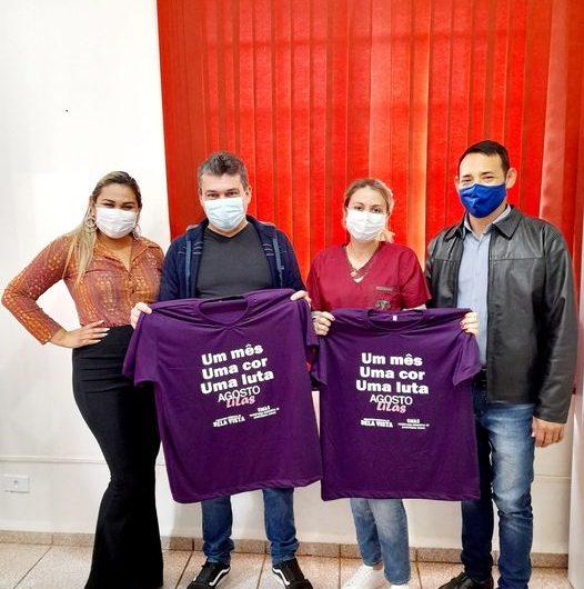 AGOSTO LILÁS/VIOLÊNCIA DOMÉSTICA/FORTECIMENTO DE REDE HOSPITAL E ASSISTÊNCIA SOCIAL