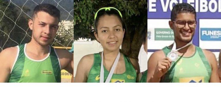Atletas bela-vistenses são destaques na 1ª etapa do Circuito Estadual de Vôlei de Praia