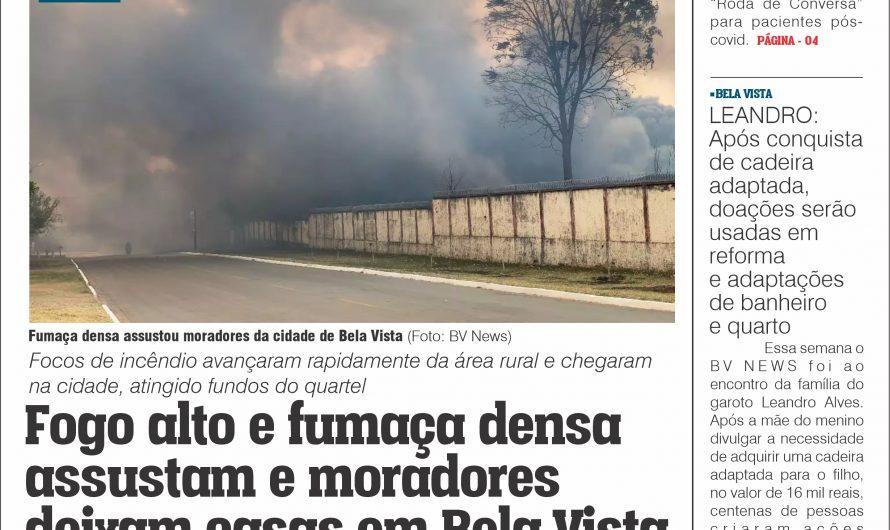 JORNAL TRIBUNA DA FRONTEIRA – EDIÇÃO N. 2.894