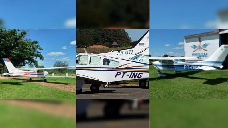 Bando que invadiu aeroporto de MS tinha sotaque espanhol e aviões podem ser usados no tráfico de drogas
