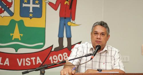 Marquinhos Lino quer troca de lâmpadas comuns por LED em toda iluminação pública de Bela Vista