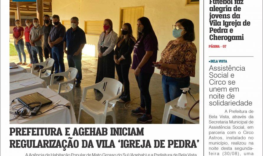 JORNAL TRIBUNA DA FRONTEIRA – EDIÇÃO N. 2.895